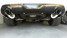 Borla Touring Stainless Catback Exhaust System Durango 5 7l 2wd Awd 2017 2019