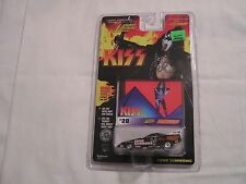 KISS 1997 Johnny Lightning Die Cast Car with  Bonus card NO. 28  NEW & SEALED