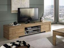 Markenlose TV - & HiFi-Tische aus Eiche