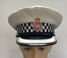 More details for an old gmp traffic police chief / superintendent cap (s57)