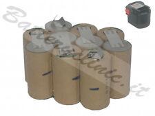 Batteria trapano WURTH Master SD 12V Ni-Cd 2000 mAh. kit AUTO INSTALLAZIONE
