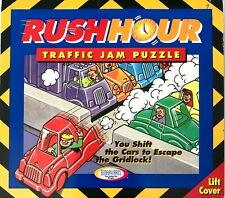 Rush Hour Traffic Jam Replacement Parts Binary Arts ThinkFun Logic Puzzle Game
