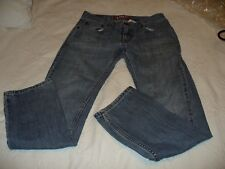 Levis 511 Mens Boys Jeans Size 16 Regular 28x28 Blue Medium Wash Skinny Fit