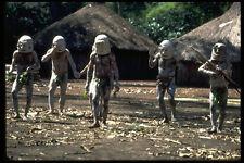 381078 Asaro Mud Men Near Goroka Highlands New Guinea A4 Photo Print