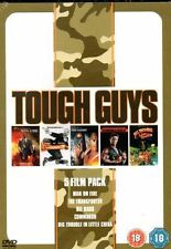 Tough Guys Box Set: Man On Fire / Big Trouble In Little China / Die Hard DVD