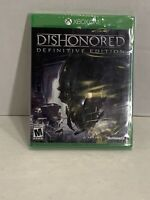 Dishonored Definitive Edition XBOX ONE Game SEALED Brand New In Factory Wrapping