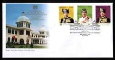 2007 MALAYSIA FDC - INSTALLATION YANG DI-PERTUAN AGONG XIII