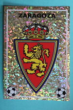 PANINI Liga 96/97 ZARAGOZA BADGE MINT!!!
