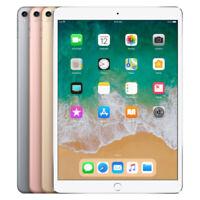 Apple iPad Pro 2nd Gen 10.5in - 64GB 256GB 512GB - Wi-Fi + 4G - Various Colors