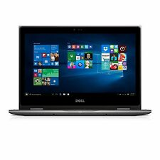 "Dell Inspiron 5368 13.3"" i7-6500U 8GB 256GB SSD 2in1 TOUCH-SCREEN FHD 1080P W10"