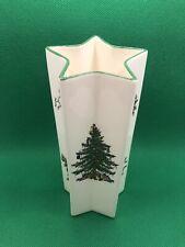 Spode Christmas Tree Star Shape Vase S3324-A1 | England