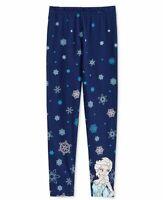 Disney Frozen Elsa  Leggings Jegging  Girls Childrens Trousers 5-6 YRS B652-4