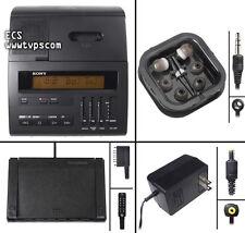 SONY BM-77T BM77T Standard Cassette Transcriber