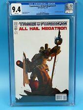 Transformers: All Hail Megatron #1 CGC 9.4 2008