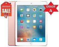 Apple iPad Pro 32GB, Wi-Fi + Cellular (Unlocked), 9.7in Rose Gold - GRADE A (R)