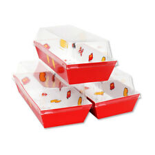 Mickey Mouse Picnic Lunch Box 3p Set Bento Paper Cute Food Containers Travel