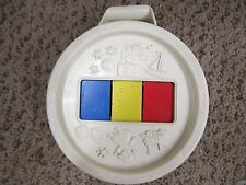 VINTAGE 1976 FISHER PRICE Drum MUSICAL TOY #421 Xylophone Toy Part Look