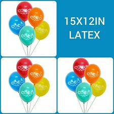 15X12IN COCO LATEX BALLOONS