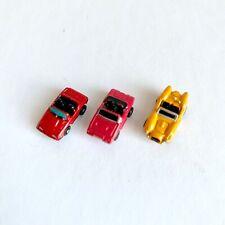 Micro Machines: Minis / Ultrasmall Job Lot - Ferrari Daytona Mazda Shelby Cobra