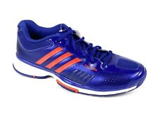 Adidas Adipower Barricade 7.0 Tennis Sneakers Shoes Womens Size 10.5 Blue V23754