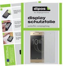 2x Sony Xperia XA1 Film de protection d'écran protecteur antireflet dipos