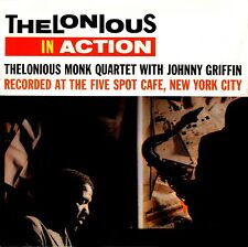 Thelonious Monk-Thelonious in Action Remastered (180g audiophile LP VINILE |)