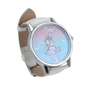 1pc Cartoon Watch Funny Adorable Wrist Watch for Kids Child Boy