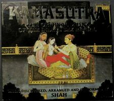 Kamasutra, The Original Music Of The Indian Sex Ritual  LIKE NEW CD