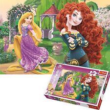 Trefl Disney 100 Piece Jigsaw Puzzle For Kids Pugnacious Princesses