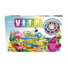 IL GIOCO DELLA VITA gioco società ITALIANO E4304103 Hasbro -nuovo-Italia
