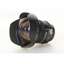 Nikon Nikkor 15mm 1:3.5 Superweitwinkelobjektiv - Nikon AI 3,5/15 - TOP ZUSTAND