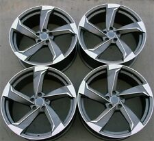 SET(4) 20X9 5X112 WHEELS RIMS FIT AUDI A4 A8 S8 Q5 S4 A5 RS4 S5 SQ5 VW ATLAS CC