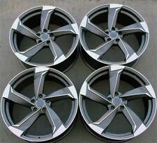 SET(4) 20X9 5X112 WHEELS RIMS FIT AUDI A4 A8 S8 Q5 S4 A5 RS4 S5 SQ5 VW ATLAS CC