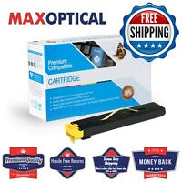 Max Optical for Xerox 6R1220 Compatible Yellow Toner Cartridge