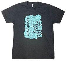 Grassroots Cannabis Medical Marijuana Dispensary 420 RARE XL T-shirt pipe 710