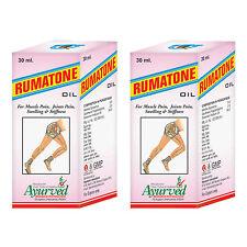 Back Ache Knee Ankle Shoulder Neck Pain Treatment Muscle Relaxant Rumatone 2 Oil