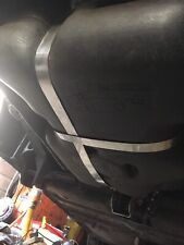 Fiat Panda Classic Stainless Fuel Tank Straps