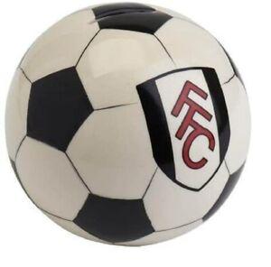 Fulham Football Money Bank