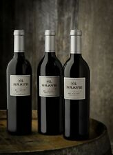 Mt BRAVE 95 Point Mount Veeder Napa Cabernet That is AMAZING *LOT OF 3 BOTTLES*