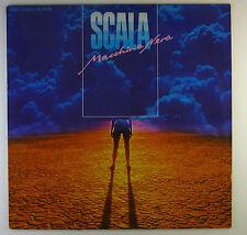 """12"""" Maxi - Scala  - Macchina Nera - L5585c - washed & cleaned"""