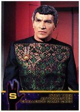 Sarek #S Star Trek Original Series 2 Autograph Challenge Game Card (C820)