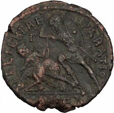 Constantius Gallus 351AD Alexandria mint  Ancient Roman Coin Battle Horse i45999