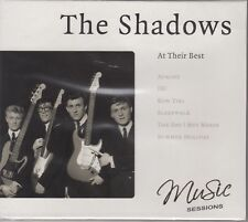 "The Shadows ""At Their Best - Live"" NEW & SEALED CD - 20 Tracks 1st Class Post UK"