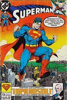 SUPERMAN vol.2 nº:  66 (de 123 de la colección completa) ZINCO, 1987-1996