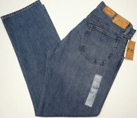 NWT $89 POLO RALPH LAUREN Thompson Relaxed JEANS MENS 30 32 33 34 Blue Cotton