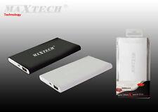 POWER BANK CARICABATTERIE PORTATILE USB 5000 MAH PER SMARTPHONE BATTERIA ESTERNA