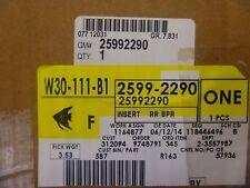 2011 2012 2013 2014 2015 2016 GMC Acadia Bumper Trim Insert Factory OEM 25992290