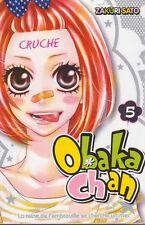 OBAKA-CHAN tome 5 Zakuri SATO manga shojo