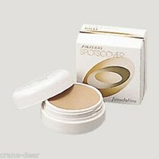 "SHISEIDO  Spots Cover Foundation "" Base color for the part ""  JAPAN"