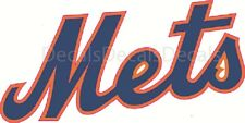 New York Mets Baseball Die Cut Decal/Sticker, MLB  Free Shipping p219